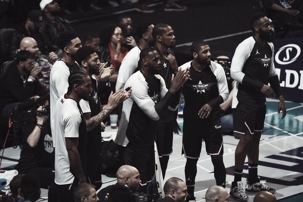 'Team LeBron' gana el All Star Game
