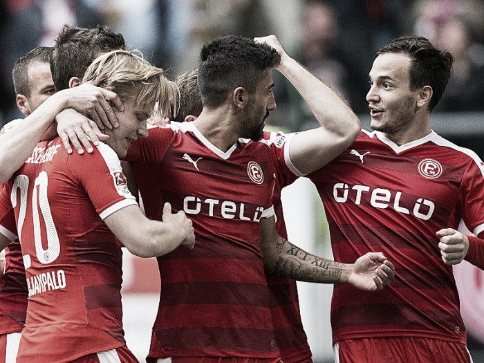 Fortuna Düsseldorf 1-1 FC St. Pauli: Fortuna fail to hold on to lead as Pauli pick up a point