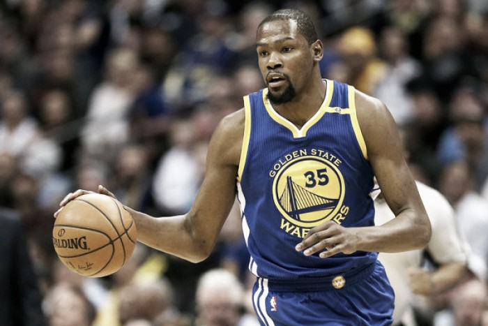 """Kevin Durant sobre Shaquille O'Neal: """"Es definitivamente infantil"""""""