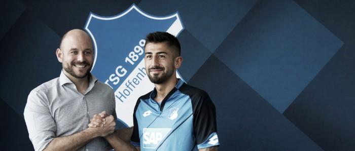 Demirbay swaps HSV for Hoffenheim