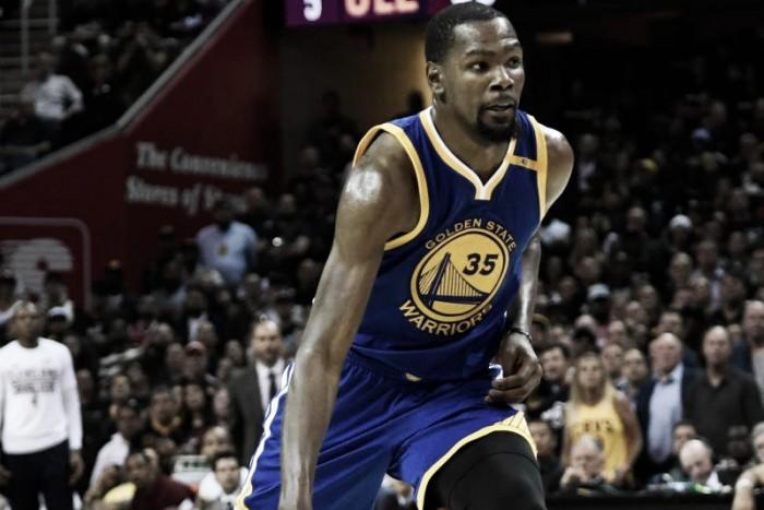 NBA, Kevin Durant torna a parlare del suo contratto