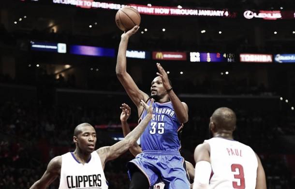 Nba, un finale spettacolare premia i Thunder allo Staples contro i Clippers (99-100)
