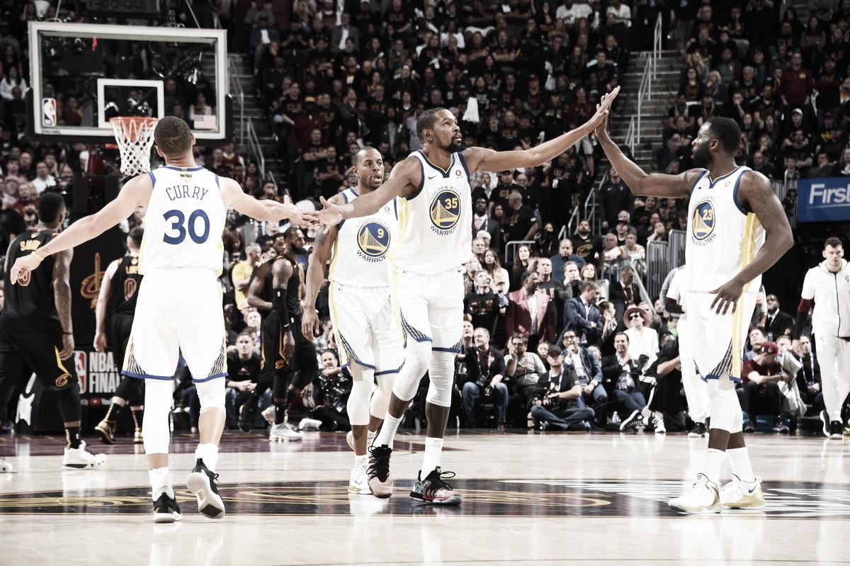 NBA Finals - La gara-3 di Durant (e Iguodala)