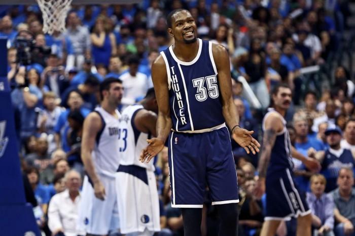 NBA, Durant alla ricerca del tiro perduto