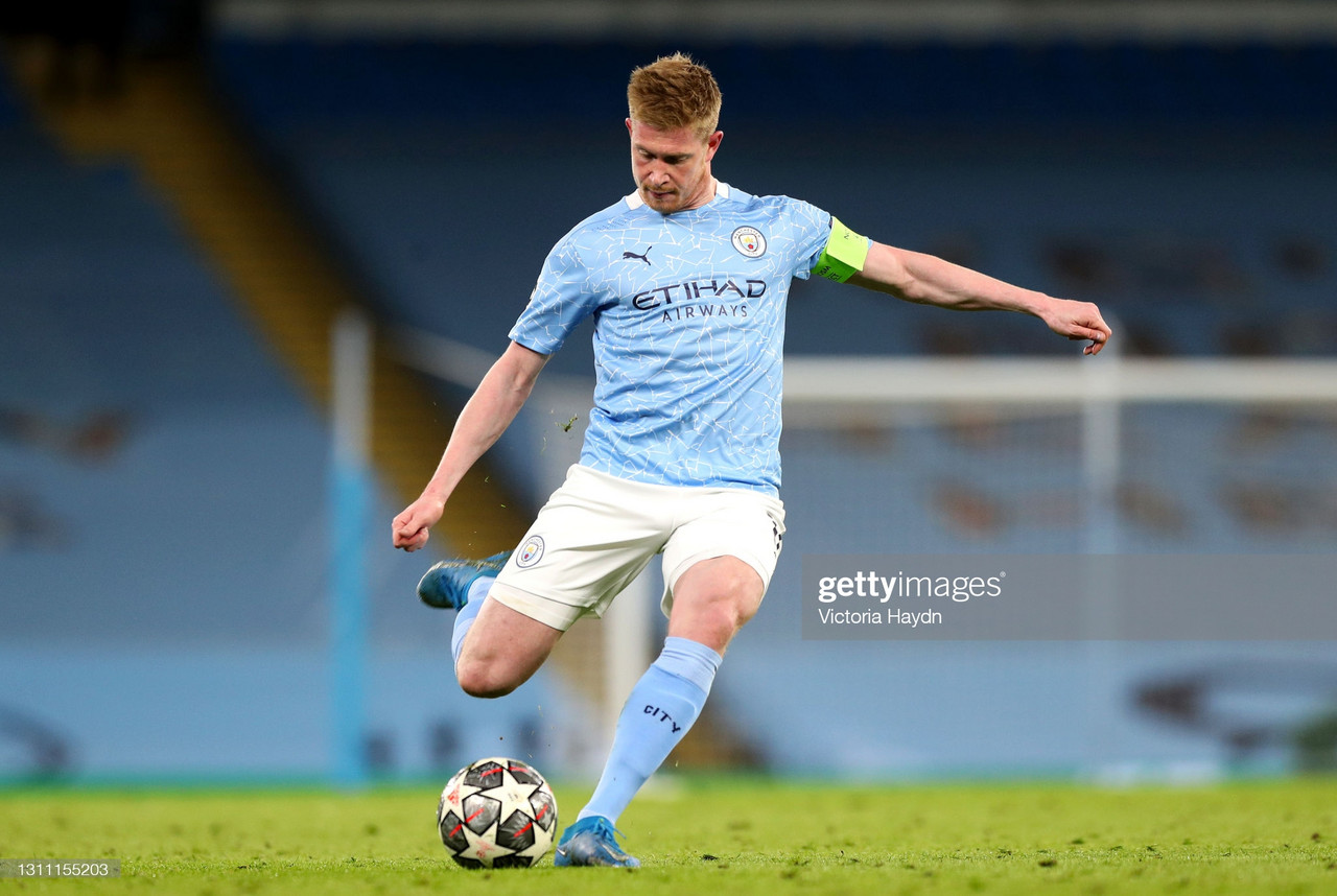 Kevin De Bruyne's best moments for Manchester City