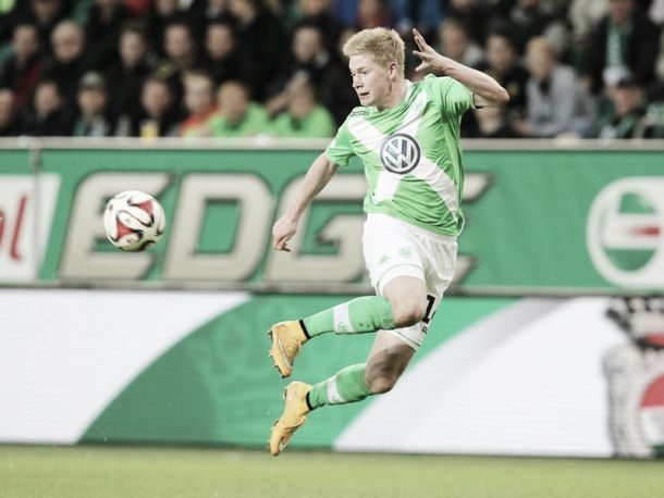 "Allofs on de Bruyne: ""He sees his future at VfL"""
