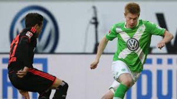 Kevin de Bruyne: Flourishing at Wolfsburg