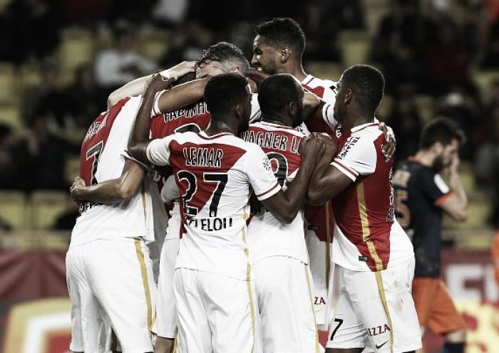 Monaco vence Montpellier e garante última vaga na UCL