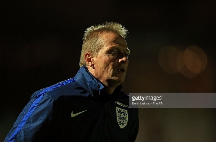 Progress trumps silverware for England U19 boss Keith Downing