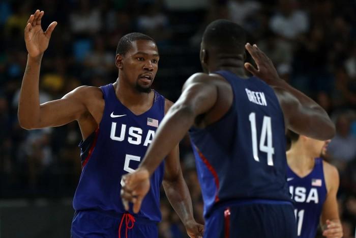 Rio 2016, Basket Maschile. A caccia della finale: la Spagna medita vendetta, Usa a caccia di conferme