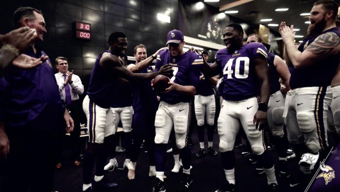 Claves para la victoria de los Vikings