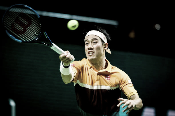 Nishikori vuelve a anular a Paire
