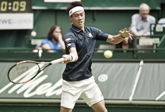 Nishikori emerge en un mar de dudas