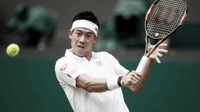 Kei Nishikori garante vaga no ATP Finals pela terceira vez