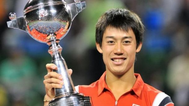 Kei Nishikori hires Chang as 'advisory coach'