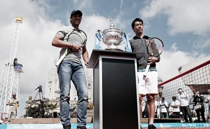 ATP Barcelona final preview: Rafael Nadal - Kei Nishikori