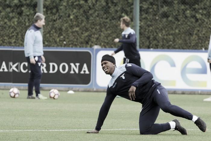 Lazio, Keita in vantaggio su Felipe Anderson per una maglia dal primo minuto nel derby