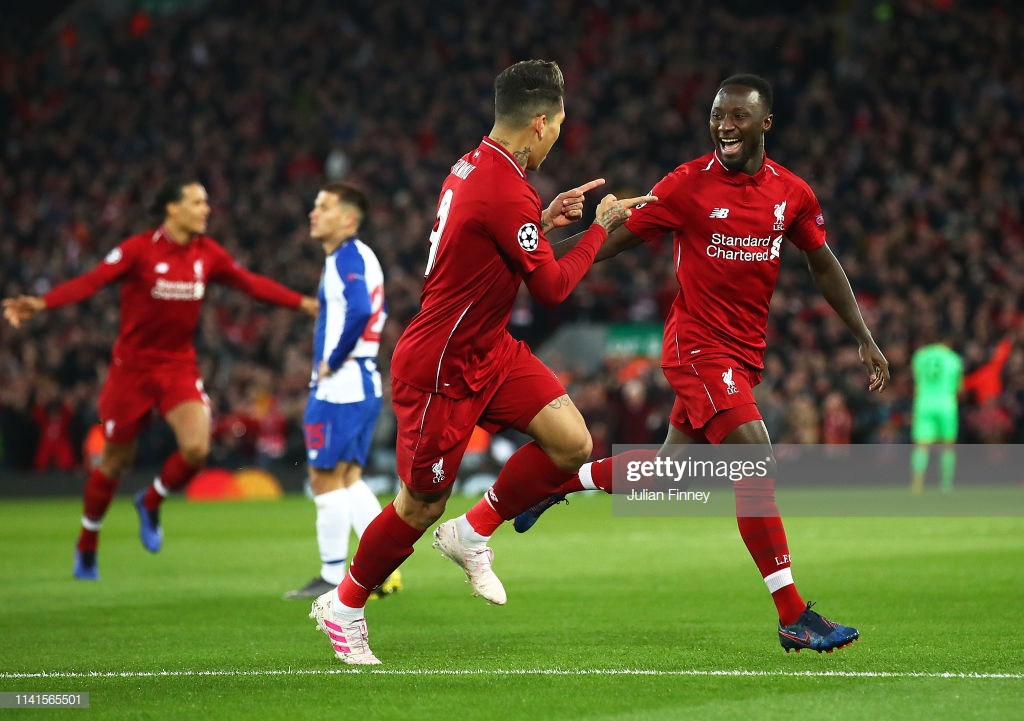 The Warmdown: Naby Keita comes of age to inspire Reds towards Champions League last-four