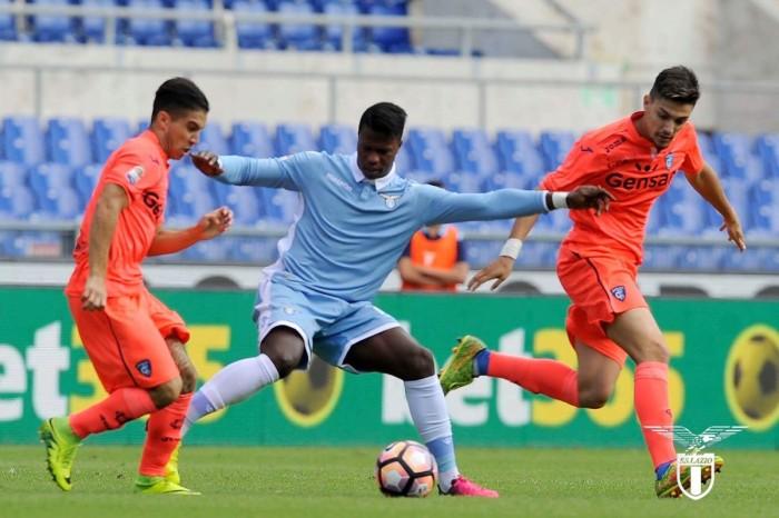 Keita - Lulic, la Lazio esulta: Empoli battuto 2-0