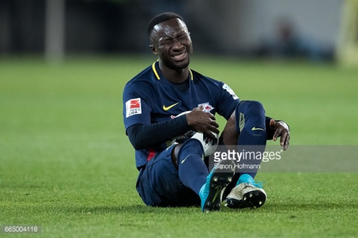 Liverpool reportedly moving on from Naby Keita chase