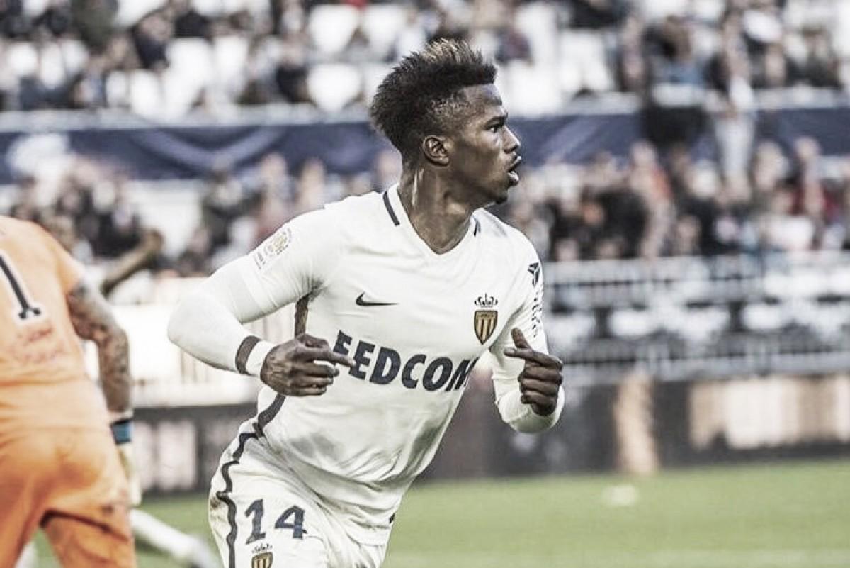 Inter de Milão acerta com atacante Keita Baldé, do Monaco