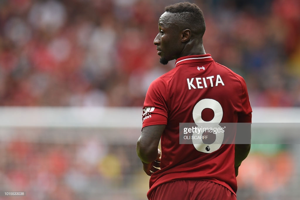 Opinion: Is Keïta finding his feet at Anfield?
