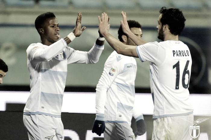 "La Lazio ""remonta"" una racha irregular"