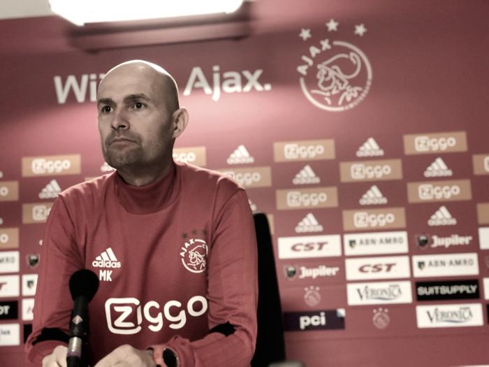 Ex-Ajax, Marcel Keizer será o novo treinador do Sporting Lisboa