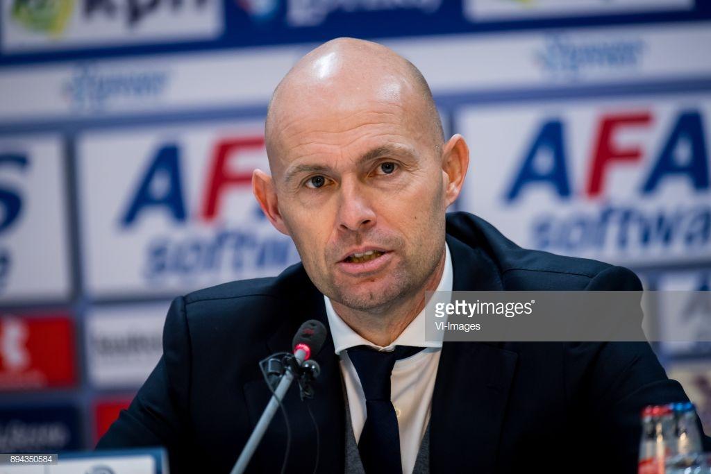 Sporting confirmaMarcel Keizer até 2021