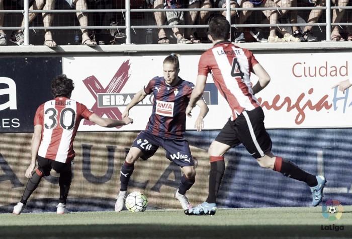Decantando la balanza: Athletic - Eibar