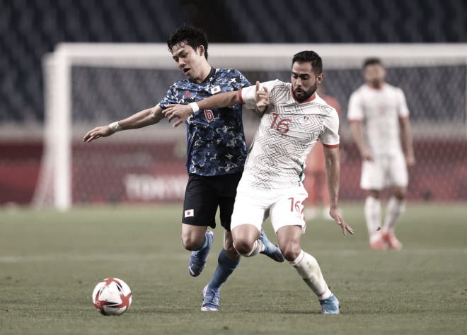 Japón 2-1 México: la anfitriona suma su segunda victoria olímpica al hilo en el fútbol masculino