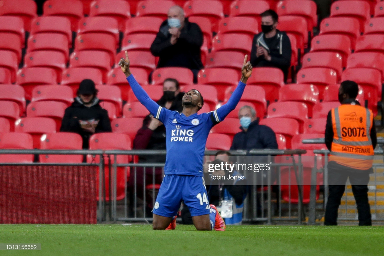 As it happened: Leicester City 1-0 Southampton: Iheanacho sends Leicester to the FA Cup final
