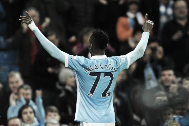 Kelechi Iheanacho rewarded with first Nigeria call-up