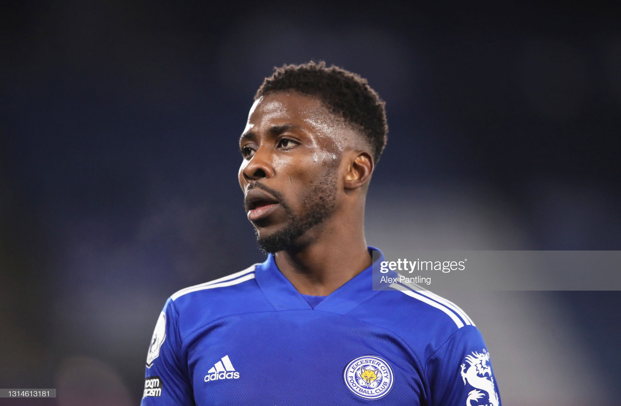 Kelechi Iheanacho: A striker in the form of his life