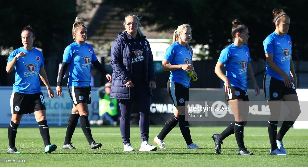 Reading Women 3-3 Bristol City Women: Goalfest at the Madejski