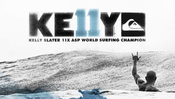 Kelly Slater, el Neptuno del surf