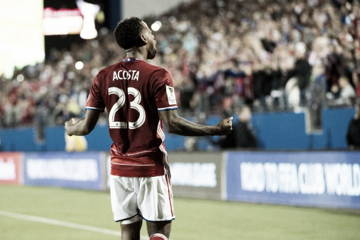 Kellyn Acosta could be on the move this Summer