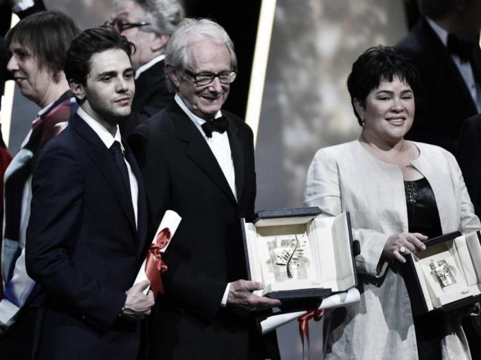 Festival de Cannes: Ken Loach vence a Palma de Ouro pela segunda vez