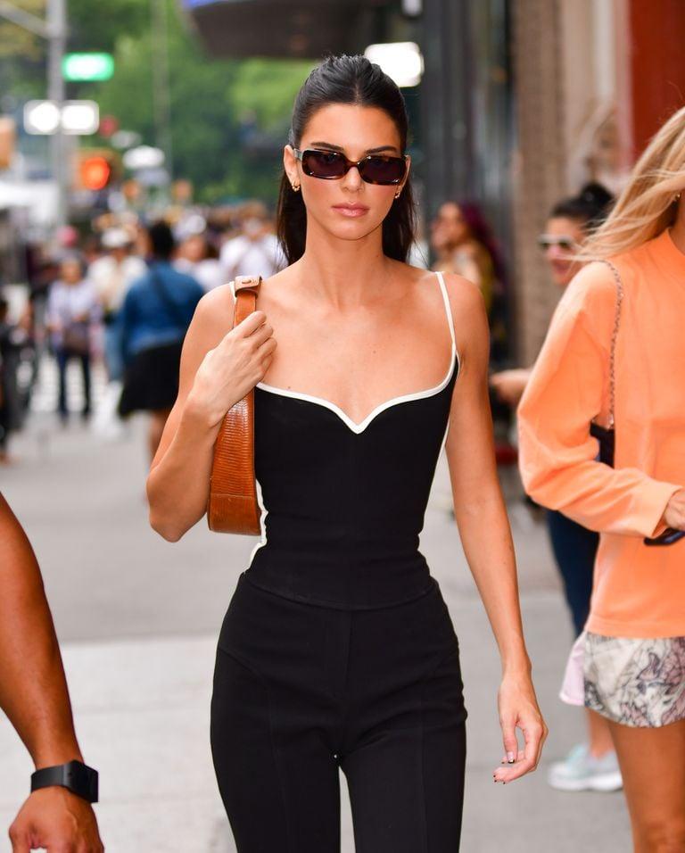 Paris Georgia: la firma neozelandesa del top que ha conquistado a Kendall Jenner