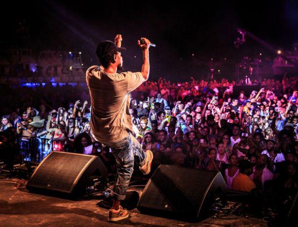 Top Five Hip-Hop Albums Of 2015 (So Far)