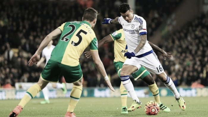 Kenedy adapting to new Cheslea role