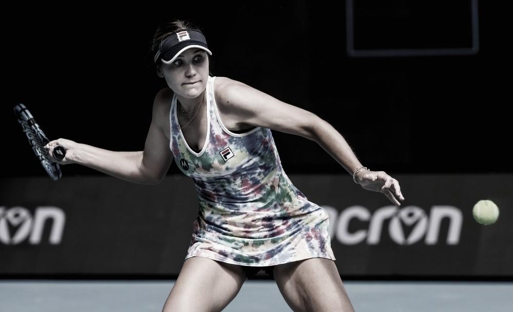 Kenin, eliminada por una australiana de 18 años, sin ranking