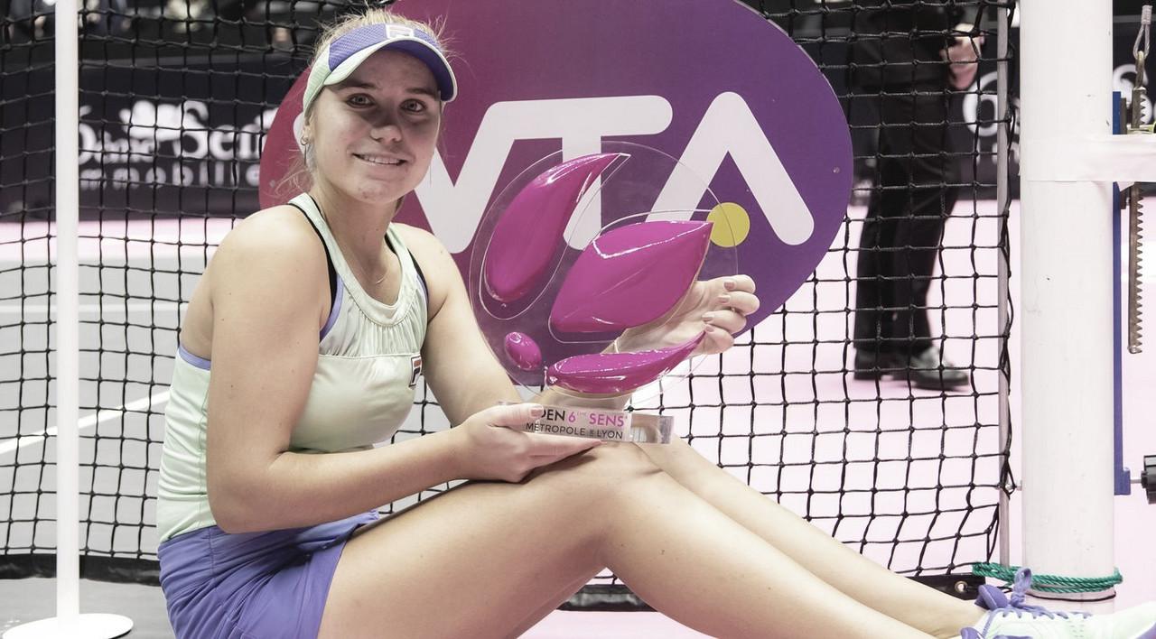 Kenin supera Friedsam e garante título do WTA de Lyon