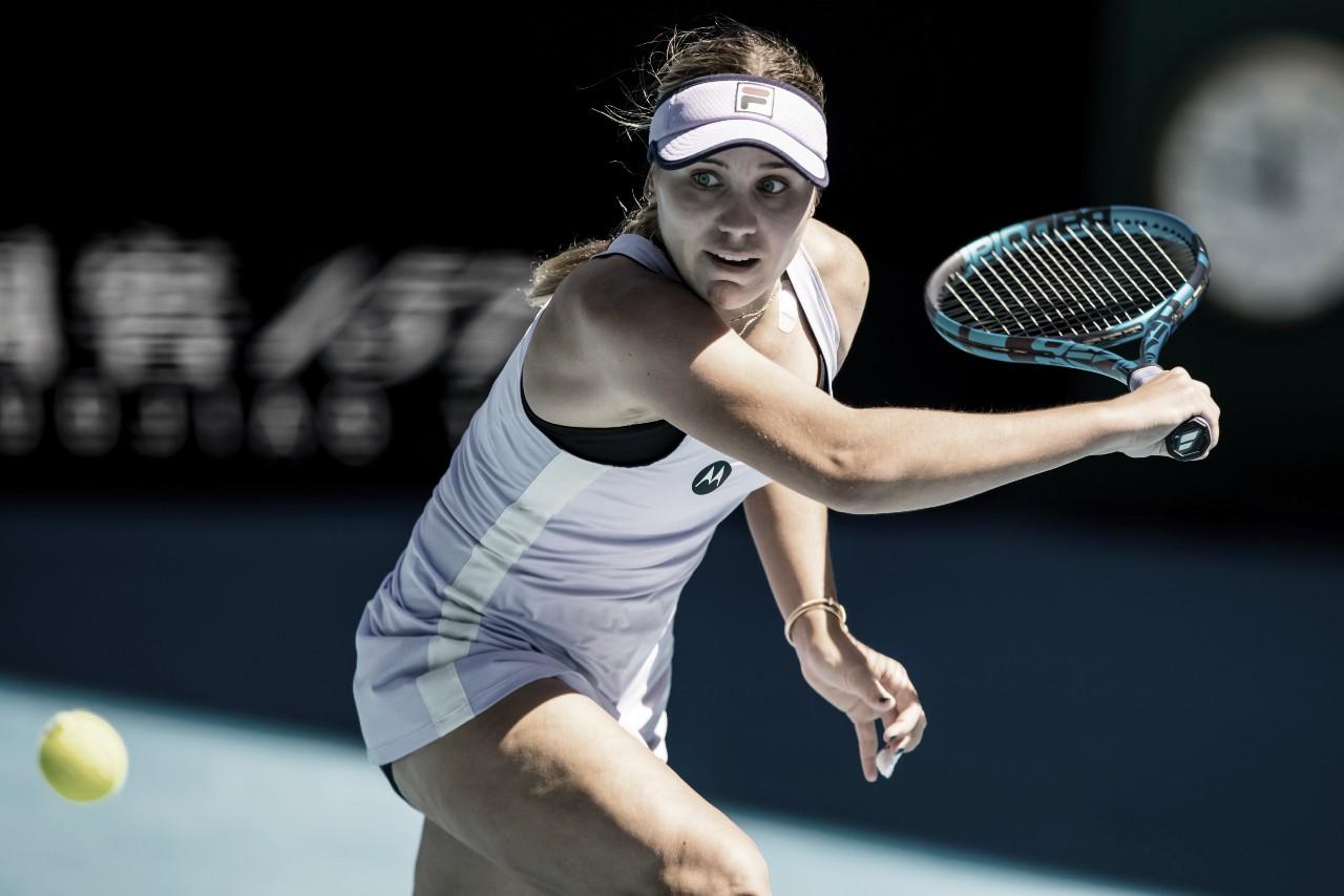 Kenin inicia defesa do título do Australian Open com vitória sobre Inglis