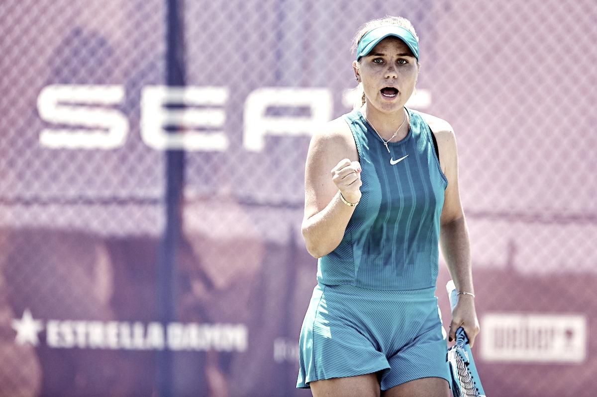 Kenin derruba Garcia em Mallorca e alcança primeira semi da carreira em torneios WTA