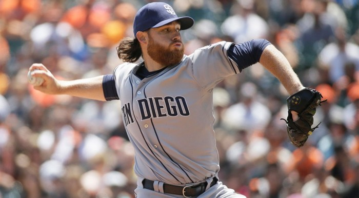 Kansas City Royals Agree To Deal With Ian Kennedy