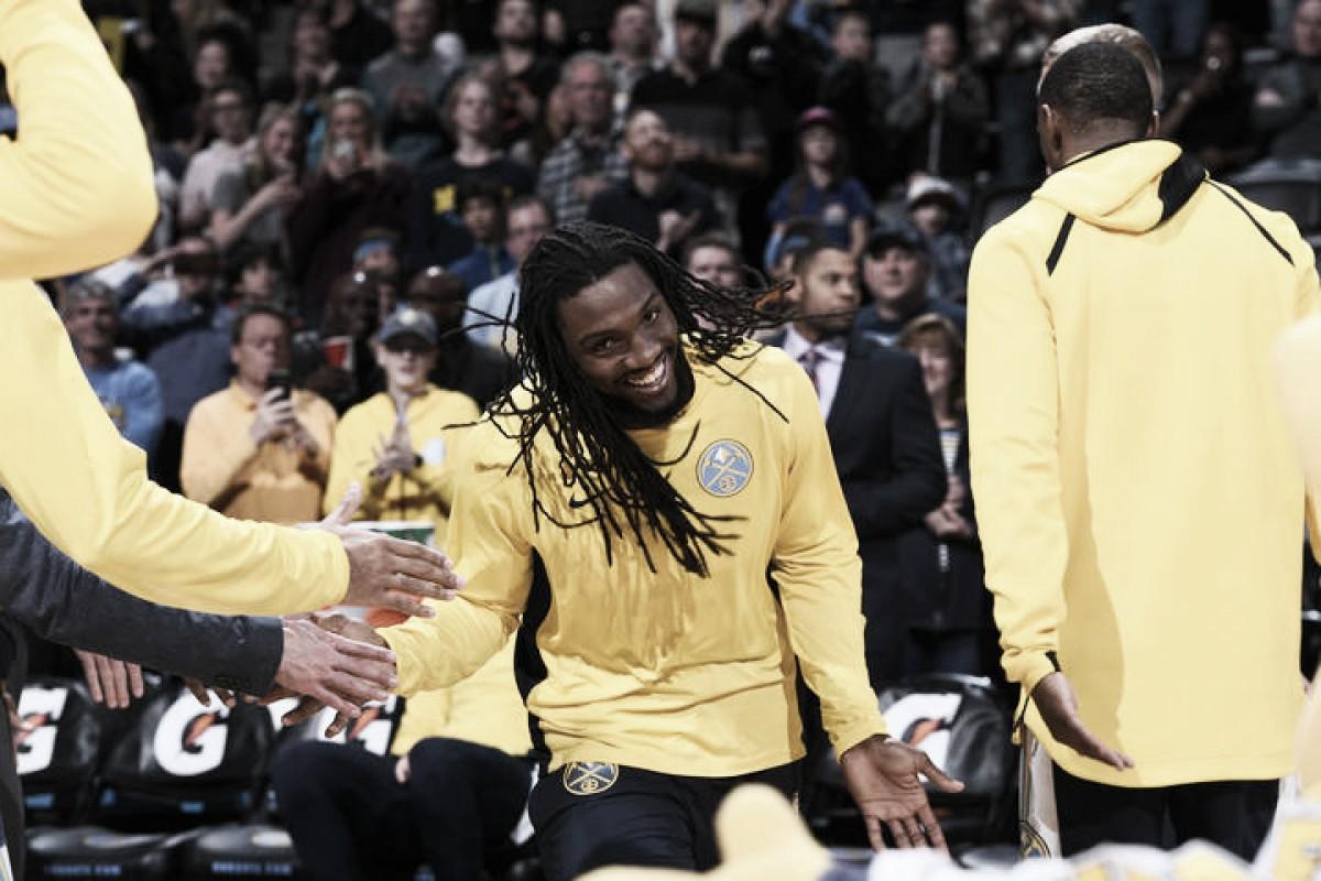 Kenneth Faried abandona los Nuggets rumbo New Jersey