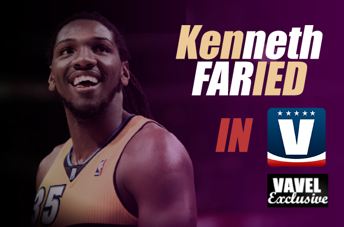 VAVEL USA exclusive interview with Kenneth Faried