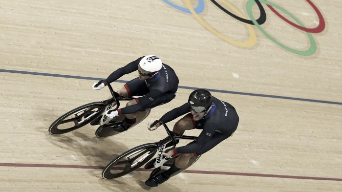 Rio 2016: Jason Kenny enters the history books with five Olympic Gold's as GB continue to dominate the track cycling