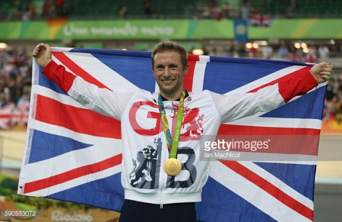 Jason Kenny unsure ifhe wants to commit to Tokyo 2020